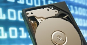 A hard drive that needs its backups tested