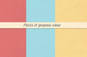 18 Super Duper Paper Textures from Creative Market