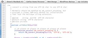 Documented Code