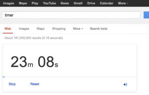 timer_-_Google_Search